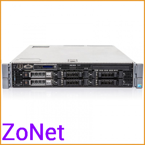 Сервер БУ DELL PowerEdge R710 4xLFF / 2 x X5675 / 8 x 16GB / H700 512MB / 2 x 870W