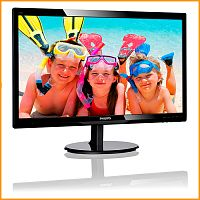 Монитор бу Philips 246V5LSB/01 24""