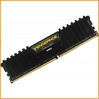 Оперативная память Corsair Vengeance LPX 4GB DDR4 PC4-19200 [CMK4GX4M1A2400C16]