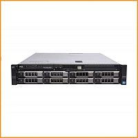 Сервер БУ DELL POWEREDGE R520 LFFx8