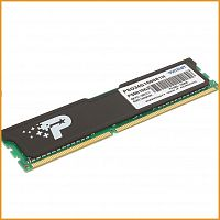 Оперативная память Patriot Signature 4GB DDR3 PC3-12800 [PSD34G160081H]