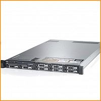 Сервер БУ DELL PowerEgde R620 8xSFF / 2 x E5-2650 v2 / 8 x 8GB / H710 Mini 512MB / 2 x 750W