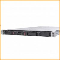 Сервер БУ HP ProLiant DL360 Gen9 4xLFF / 2 x E5-2670 v3 / 6 x 16GB 2133P / P440ar 2GB / 800W
