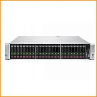 Сервер БУ HP ProLiant DL380 Gen9 24xSFF / 2 x E5-2670 v3 / 12 x 16GB 2133P / P440ar 2GB / 800W