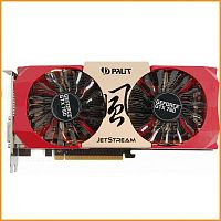 Видеокарта бу Palit GeForce GTX 760