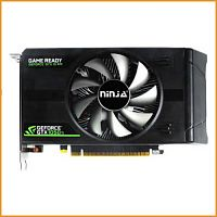 Видеокарта бу Sinotex Ninja GeForce GTX 1050 Ti 4GB GDDR5 NH105TI45F