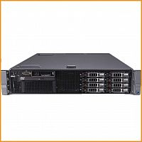 Сервер БУ DELL PowerEdge R710 8xSFF / 2 x X5675 / 8 x 16GB / H700 512MB / 2 x 870W