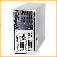 Сервер HP ProLiant ML350p Gen8 8xSFF / 2 x E5-2660 / 6 x 4GB / P420i 512MB / 460W