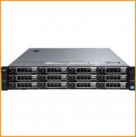 Сервер БУ DELL PowerEgde R720xd 12xLFF + 2xSFF / 2 x E5-2697 v2 / 12 x 16GB / H710p Mini 1GB / 2 x 750W