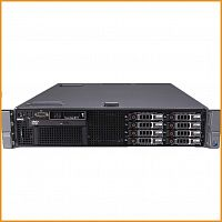 Сервер БУ DELL PowerEdge R710 8xSFF / 2 x X5675 / 6 x 16GB / H700 512MB / 2 x 870W