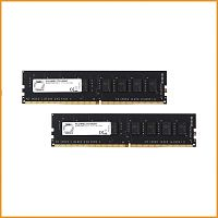 Оперативная память G.Skill Value 2x4GB DDR4 PC4-19200 F4-2400C17D-8GNT