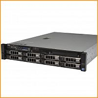 Сервер БУ DELL PowerEdge R510 8xLFF / 2 x X5670 / 6 x 8GB / H700 512MB / 2 x 750W