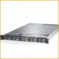 Сервер БУ DELL PowerEgde R620 8xSFF / 2 x E5-2650 v2 / 6 x 8GB / H710 Mini 512MB / 2 x 750W