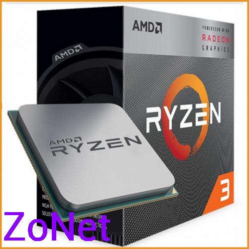 Процессор бу AMD Ryzen 3 3200G (BOX)