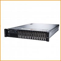 Сервер БУ DELL PowerEgde R720 16xSFF / 2 x E5-2660 / 6 x 4GB / H310 Mini / 750W