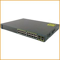 Коммутатор БУ CISCO Catalyst WS-2960-24PC-L