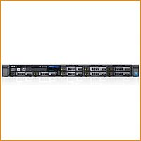 Сервер БУ DELL PowerEdge R630 8xSFF / 2 x E5-2640 v3 / 4 x 16GB 2133P / S130 / 495W