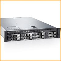Сервер БУ DELL PowerEdge R520 8xLFF / 2 x E5-2407 / 2 x 4GB / H310 Mini / 750W