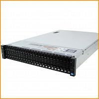 Сервер БУ DELL PowerEgde R720xd 26xSFF / 2 x E5-2650 v2 / 8 x 8GB / H710 Mini 512MB / 2 x 750W