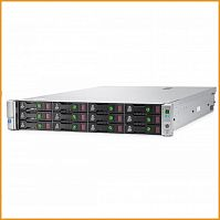 Сервер БУ HP ProLiant DL380 Gen9 12xLFF / 2 x E5-2620 v3 / 4 x 16GB 2133P / B140i / 500W