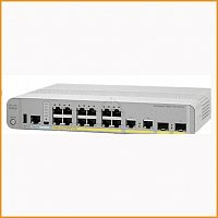 Коммутатор БУ Cisco Catalyst WS-C3560CX-8PC-S