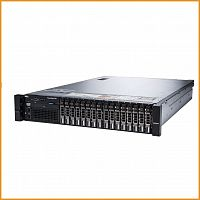 Сервер БУ DELL PowerEgde R720 16xSFF / 2 x E5-2690 v2 / 8 x 16GB / H710p Mini 1GB / 2 x 750W